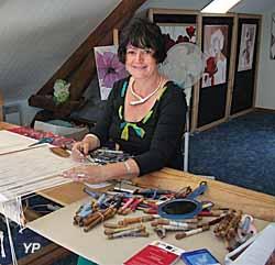 Atelier de Françoise Vernaudon - Lissière