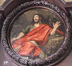Église Notre-Dame - saint Jean dans l'île de Patmos (atelier de Charles Le Brun, XVIIe s.)