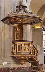 Église Notre-Dame - chaire
