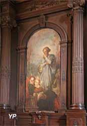 Église Notre-Dame - chapelle saint Joseph