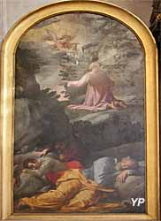 Église Notre-Dame - Jésus au jardin des Oliviers (Jacopo di Chimenti da Empoli, 1582)
