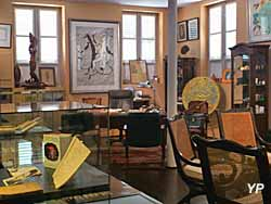 Hôtel de Ville - espace muséal Aimé Césaire (Espace Muséal Aimé Césaire)