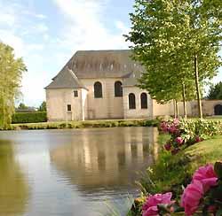 Chapelle Notre-Dame des Anges à Coulommiers
