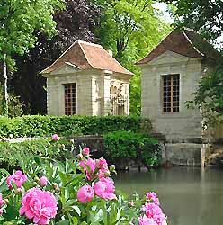 Pavillon des gardes du parc des Capucins à Coulommiers