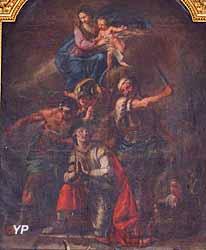 Le martyre de saint Alban