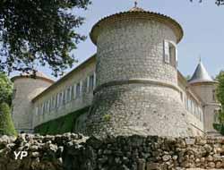 Château de Mouans-Sartoux (eac − estelle épinette)