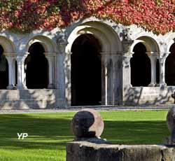 Abbaye Cistercienne de l'Escaladieu (Pascal Le Doaré)