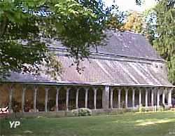 Abbaye de la Guiche (Martine Comberousse)
