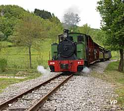 Chemin de fer de la vallée de l'Ouche (CFVO)