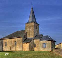 Église Saint-Thibaut et Saint-Etienne (Mairie de Mont-Bonvillers)