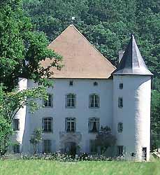 Château d'Etxauz à Saint-Etienne-de-Baïgorry (doc. OT Saint-Etienne-de-Baïgorry)