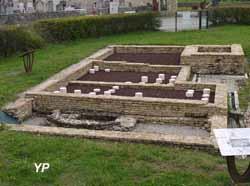 Site archéologique du Vernay (Olivier Andru)