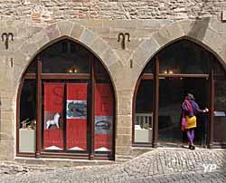 Musée Charles Portal - Porte des Ormeaux (Société des Amis du Vieux Cordes)