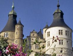 Château des Ducs de Wurtemberg (Ville de Montbéliard − D. Bretey)