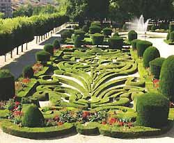 jardin de l'Evêché à Castres (doc. i.voir - Paul Patalano)