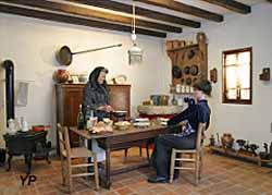 Musée des Traditions Bugistes - cuisine