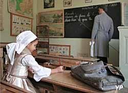 Musée des Traditions Bugistes - salle de classe (Musée des Traditions Bugistes)