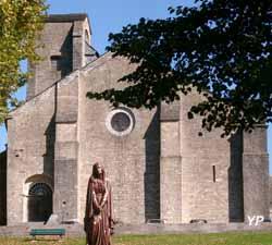 Glise sainte croix d 39 oloron oloron sainte marie - Office du tourisme oloron sainte marie ...