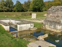 Site archéologique des Vaux de la Celle (Mairie de Genainville)