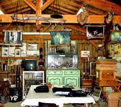 Cabane du Résinier - Réserve Naturelle des Prés Salés