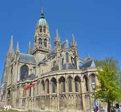 cathédrale Notre-Dame de Bayeux (doc. Yalta Production)