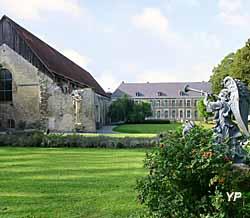 Abbaye de Vaucelles - salle des moines (Abbaye de Vaucelles)