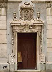 Oratoire de l'Immaculée Conception (Office de Tourisme de l'Agglomération de Bastia)