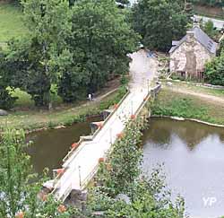 Pont du roy ch teauneuf du faou - Office du tourisme chateauneuf du faou ...