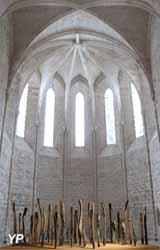 Abbaye de Beaulieu-en-Rouergue - expo temporaire 2014
