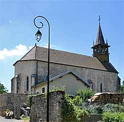 Église Saint-Maurice (office de tourisme Belley Bugey Sud Tourisme)