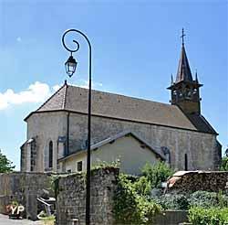 Église Saint-Maurice (office de tourisme Belley Bugey Sud Tourisme)