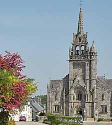 Église Saint-Ténénan (Mairie de Guerlesquin)