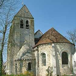 Église Saint-Julien de Brioude (Les Amis de Marolles)