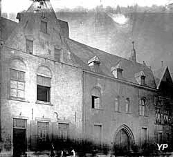 Hôtel de Carondelet en 1901