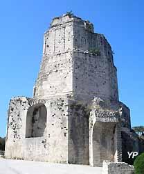 tour Magne à Nîmes (Yalta Production)