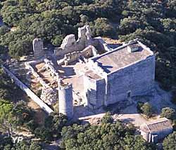 Monastère fortifié de Thouzon (Association pour le site de Thouzon)