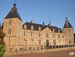Château de Sully - façade Ouest