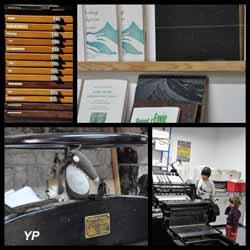 Maison des arts typographiques - Æncrages & co