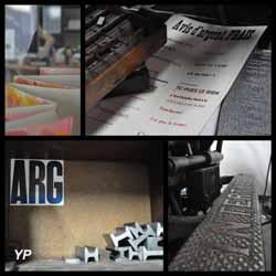 Maison des arts typographiques - Æncrages & co (Æncrages & co)