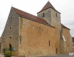 Église Saint-Pierre-ès-Liens (Mairie de Gigonzac)