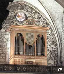Église collégiale Saint-Jean-Baptiste - Orgue Franzetti