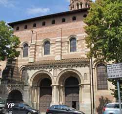 Basilique Saint-Sernin - porte des Comtes