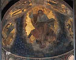 Basilique Saint-Sernin - Christ en majesté