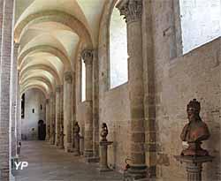 Basilique Saint-Sernin - bas-côtés