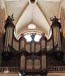 Basilique Saint-Sernin - orgues Cavaillé-Coll