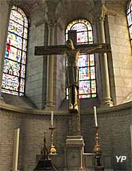 Basilique Saint-Sernin - Chapelle du Crucifix
