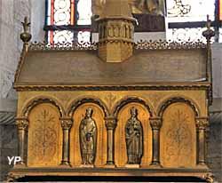 Basilique Saint-Sernin - Chapelle axiale du saint Esprit