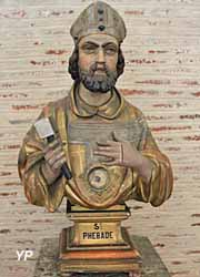 Basilique Saint-Sernin - saint Phébade