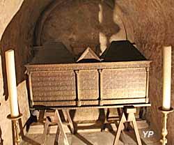 Basilique Saint-Sernin - crypte, chapelle des saints Philippe et Jacques