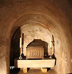 Basilique Saint-Sernin - crypte, chapelle de saint Gilles